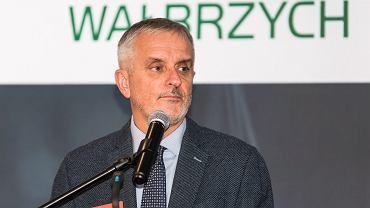 Roman Szełemej, prezydent Wałbrzycha