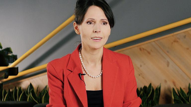 Magdalena Kruszewska, prezes Sanofi