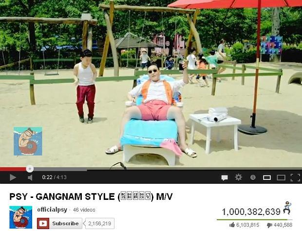 Psy, Gangam style