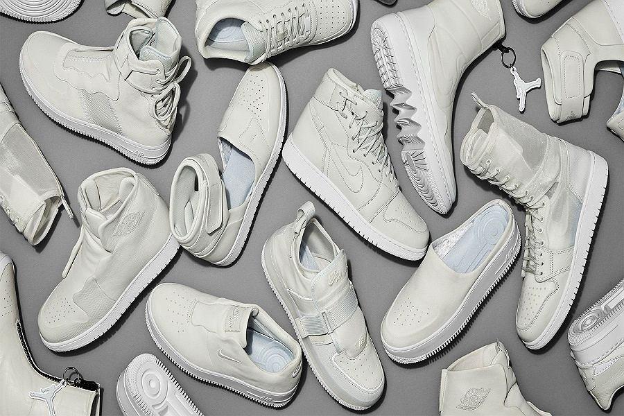 Kultowe modele butów Nike zreinterpretowane przez kobiety