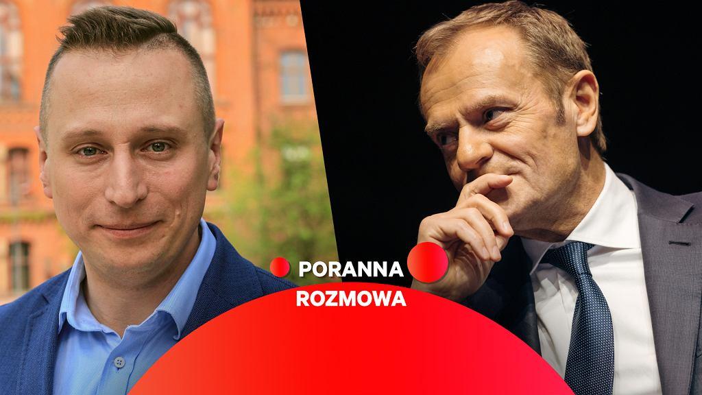 Poranna rozmowa Gazeta.pl. Krzysztof Brejza