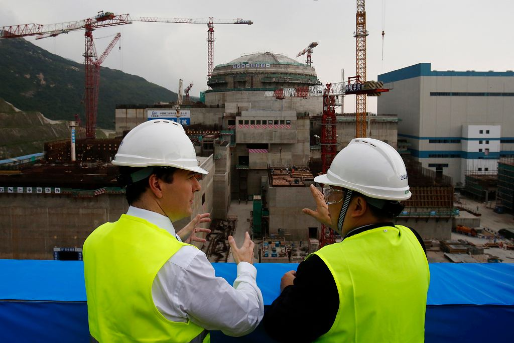 China Nuclear Plant