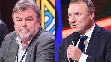 Edwards Miszczak i Jacek Kurski