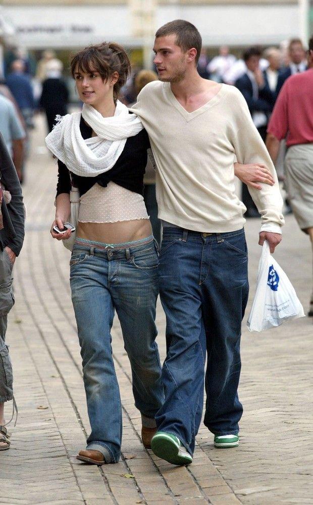 Jamie Dornan i Keira Knightley
