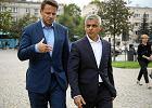 """""""Burmistrzowie muszą być antidotum na populizm"""" - debata Trzaskowskiego i burmistrzów Londynu, Sztokholmu, Pragi i Budapesztu"""
