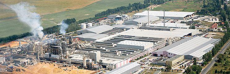 Fabryka Swiss Krono w Żarach
