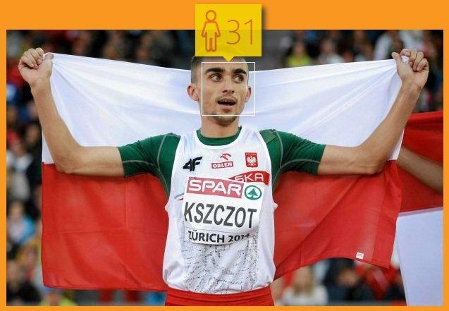 Widać, że trzydziestka, to najlepszy wiek dla biegaczy, specjalizujących się na 800 metrów. Adam Kszczot potwierdza tę regułę.