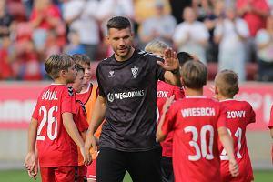 """""""Podolski to jest już trochę taki miś z Krupówek. Ale to jest piękna historia"""""""