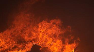 W pożarze szpitala w Algierii zginęło osiem noworodków