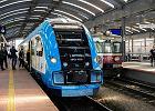 Darmowe przejazdy pociągiem dla dzieci i młodzieży w ferie. Koleje Śląskie zachęcają do podróży