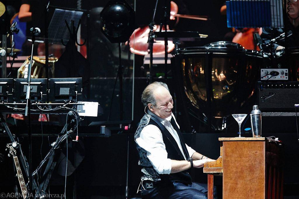 Hans Zimmer w trójmiejskiej Ergo Arenie. / JAN RUSEK