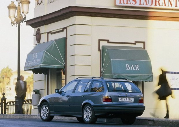 BMW serii 3 (trzecia generacja)