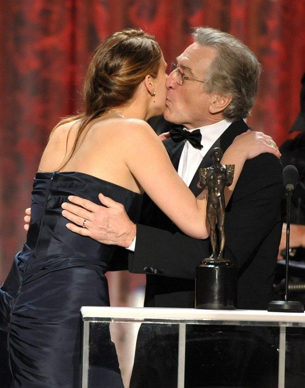 Jennifer Lawrence, Robert De Niro