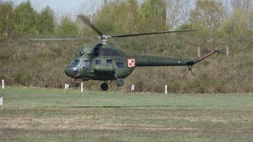 Śmigłowiec Mi-2. Zdjęcie poglądowe