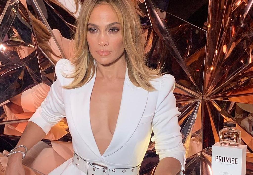Jennifer Lopez wypuściła nowe perfumy