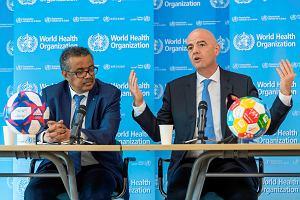 FIFA planuje wielką pomoc dla całej piłki nożnej. 2,7 miliarda dolarów