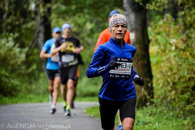 Zdjęcie numer 86 w galerii - Silesia Marathon. Chłód i wiatr niestraszne, rekord pobity! [ZDJĘCIA]