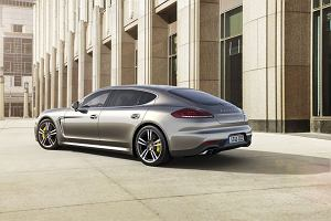 Galeria tygodnia   Porsche Panamera Executive Turbo S