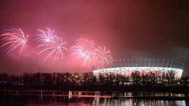 Sylwester 2018/2019 w Warszawie odbędzie się bez pokazu fajerwerków
