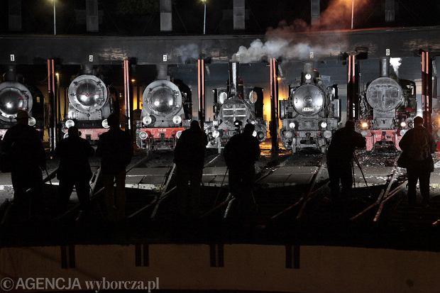 Unikatowa w skali świata parowozownia Wolsztyn zagrożona. Co dalej z zabytkowymi lokomotywami?