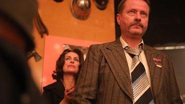 Zdjęcia z planu filmu 'Klecha'
