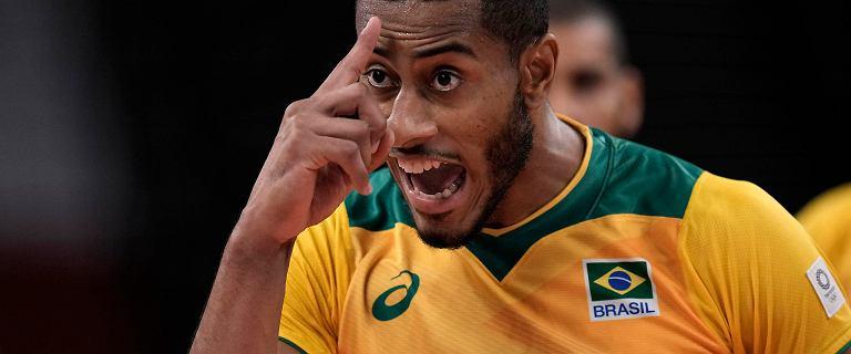 Brazylia miała gigantyczną przewagę i stanęła! Nie obroni olimpijskiego złota w siatkówce!