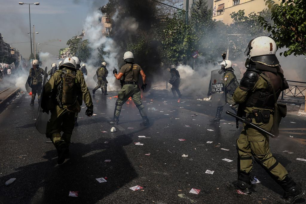 Greece Golden Dawn