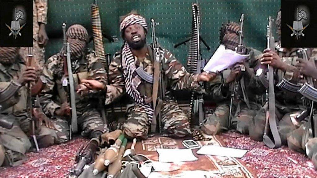 Islamscy terroryści w Nigerii