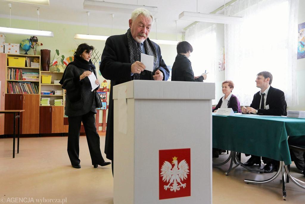 Wybory samorządowe 2014. Prezydent Krakowa Jacek Majchrowski