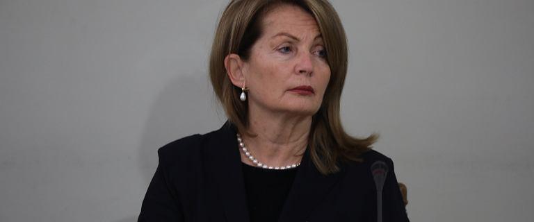 Elżbieta Chojna-Duch jednak nie zostanie sędzią TK. 'Czemu zmienili zdanie? Nie mam pojęcia'
