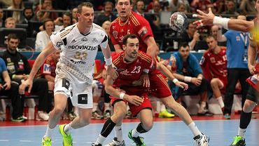 28 maja 2016, Kolonia. Final Four Ligi Mistrzów piłkarzy ręcznych. THW Kiel - MVM Veszprem 28:31