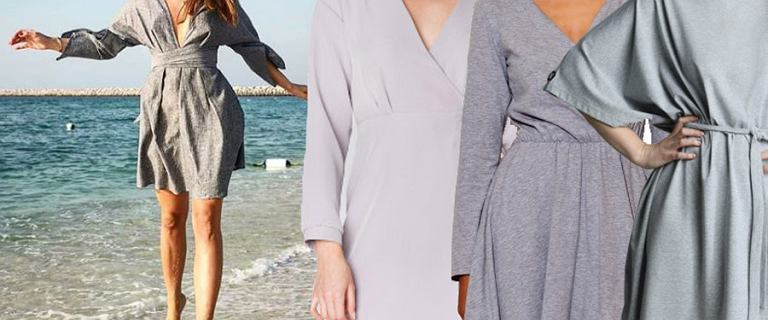 Te sukienki kupisz teraz, a będziesz nosić też na wiosnę! Tę w stylu Lewandowskiej znalazłyśmy na ASOS za nieco ponad 150 zł