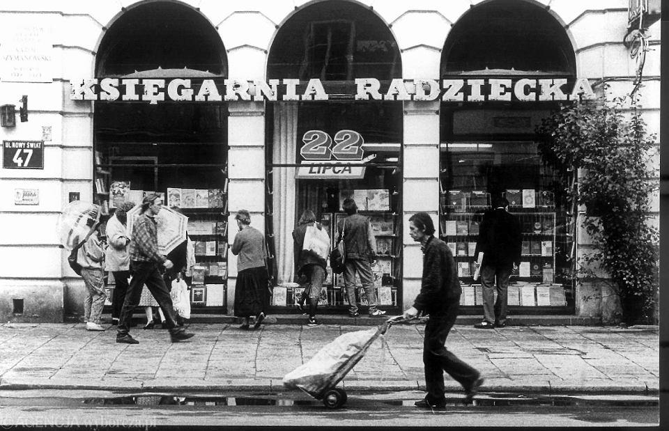 Zdjęcie numer 6 w galerii - Księgarnia Czytelnika - gniazdo rewizjonistów i ładne dziewczyny