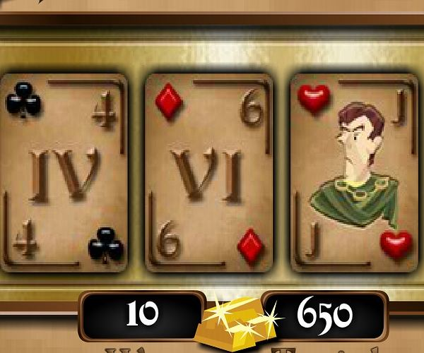 Poker po rzymsku