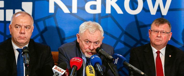 Sasin ma robić w Krakowie igrzyska. Majchrowski ma dość, stawia ultimatum