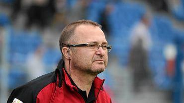 Trener Zbigniew Kaczmarek