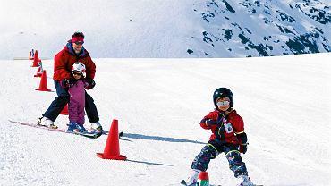 Z dzieckiem na narty. Od czego zacząć?