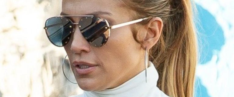Partner J.Lo pokazał, jak piosenkarka ćwiczy. Wylewa siódme poty