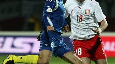 Siergiej Skorych i Mariusz Lewandowski