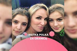Polska mama z Hollywood: Nie chciałam, żeby nianie wychowywały za mnie moje dzieci