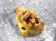 Foie gras z kaczki z piernikowym crumble - ugotuj