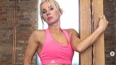 57-letnia Polka, Małgorzata Chruścicka, robi karierę jako fotomodelka. Teraz chce wystąpić w konkursie bikini fitness i trenuje pięć razy w tygodniu