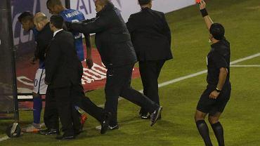 Copa America 2015. Starcie po meczu Brazylia - Kolumbia, Neymar dostaje czerwoną kartkę