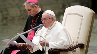 Decyzją papieża Franciszka w Watykanie powstanie Urząd Antykorupcyjny