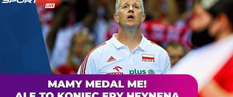 Koniec ery Vitala Heynena! Oceniamy siatkarzy po mistrzostwach Europy