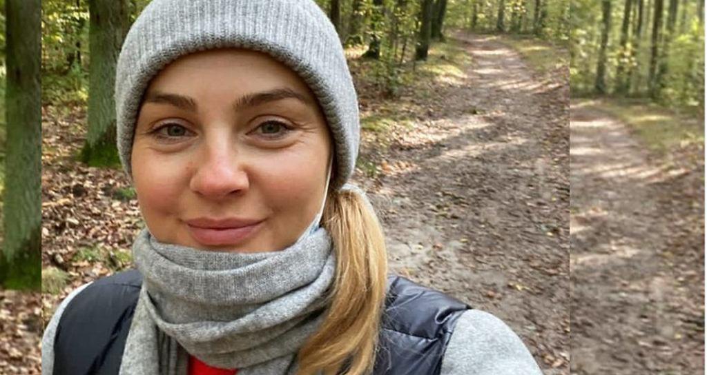 Małgorzata Socha po ciąży