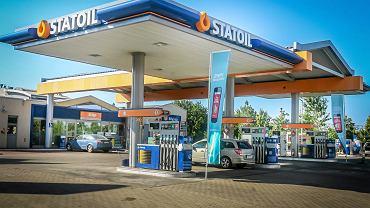 Stacja benzynowa Statoil