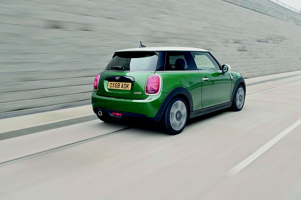 Mini Cooper 60 Years Edition