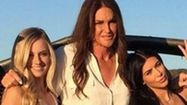 Caitlyn Jenner z córkami