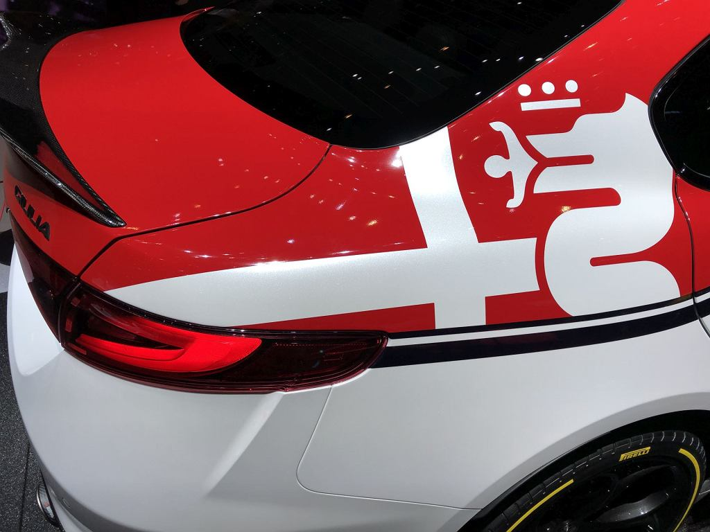 Alfa Romeo Giulia i Stelvio w wersji Racing Edition